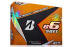 Bridgestone 2018 E6 Soft Golf Balls 3PK (36 Golf Balls)
