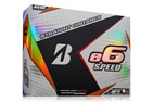 Bridgestone 2018 E6 Speed Golf Balls 3PK (36 Golf Balls)