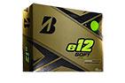 Bridgestone E12 Soft Green Golf Balls