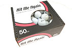 Hit Me Again Premium Lake Balls 3PK (150 Golf Balls)