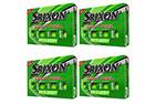 Srixon Soft Feel Brite Green Loyalty Golf Balls
