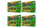 Srixon Soft Feel Brite Orange Loyalty Golf Balls