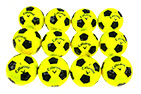 Callaway Chrome Soft Truvis Pearl Grade Lake Balls Yellow Black 3PK (36 Golf Balls)