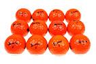 Srixon AD333 Pearl Grade Lake Balls Orange 3PK (36 Golf Balls)