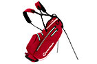 TaylorMade 2020 Flextech Waterproof Stand Bag Red White