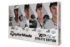 TaylorMade 2018 TP5X Athlete Edition Golf Balls 3PK (36 Golf Balls)