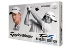 TaylorMade 2018 TP5 Athlete Edition Golf Balls (12 Golf Balls) - SALE