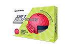 TaylorMade 2020 Soft Response Red Golf Balls