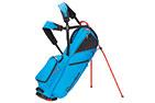 TaylorMade 2021 Flextech Lite Stand Bag Blue Black