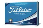 Titleist 2018 Tour Soft Golf Balls 3PK (36 Golf Balls)
