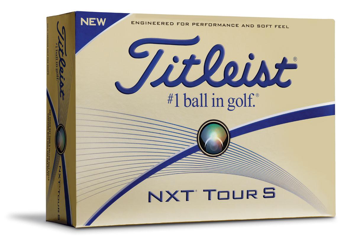 Titleist 2017 NXT Tour S Golf Balls 3PK (36 Balls) - SALE