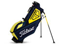 Titleist 2018 Players 4 Stand Bag Navy Yellow White
