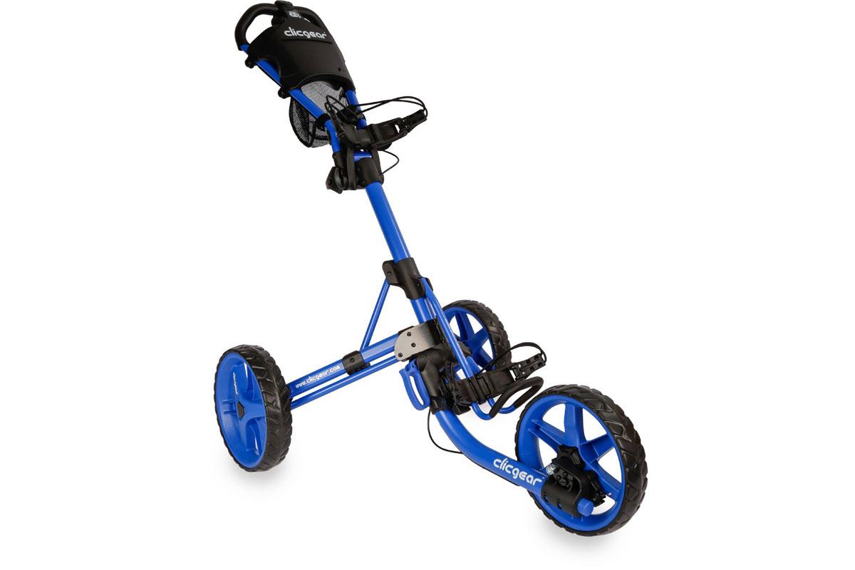 Clicgear 3.5+ Trolley Blue - SALE