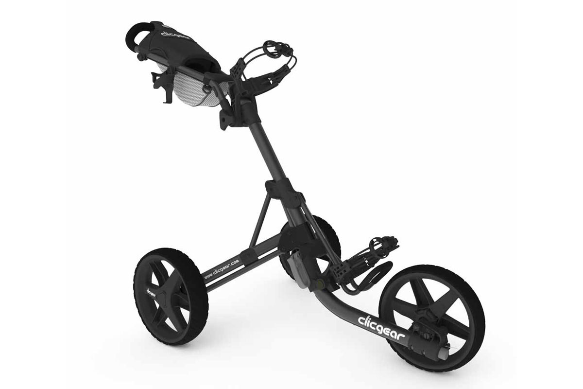 Clicgear 3.5 Trolley Charcoal