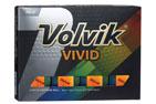 Volvik 2018 Vivid Golf Balls Orange 3PK (36 Golf Balls)
