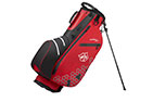 Wilson 2021 Dry Tech II Stand Bag Red White Black
