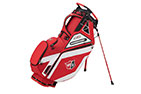 Wilson Staff 2019 EXO Stand Bag Red White Red