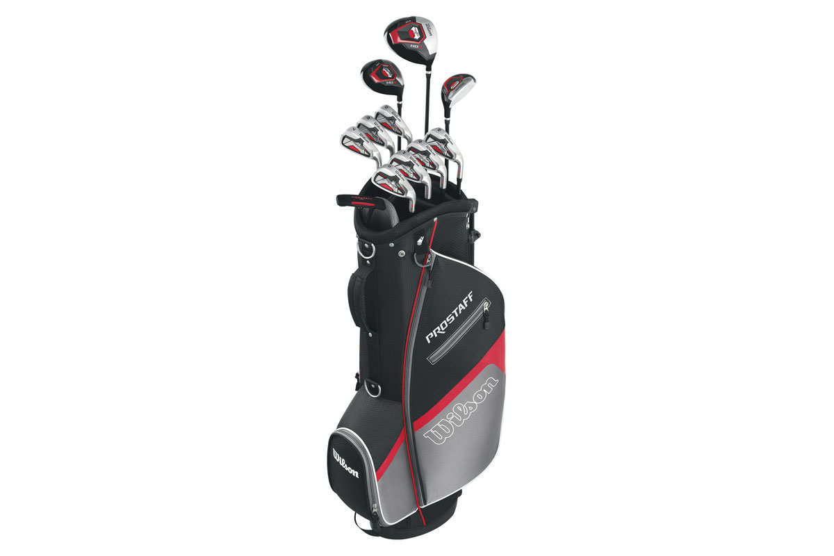 Wilson 2018 Pro Staff HDX Mens Package Set