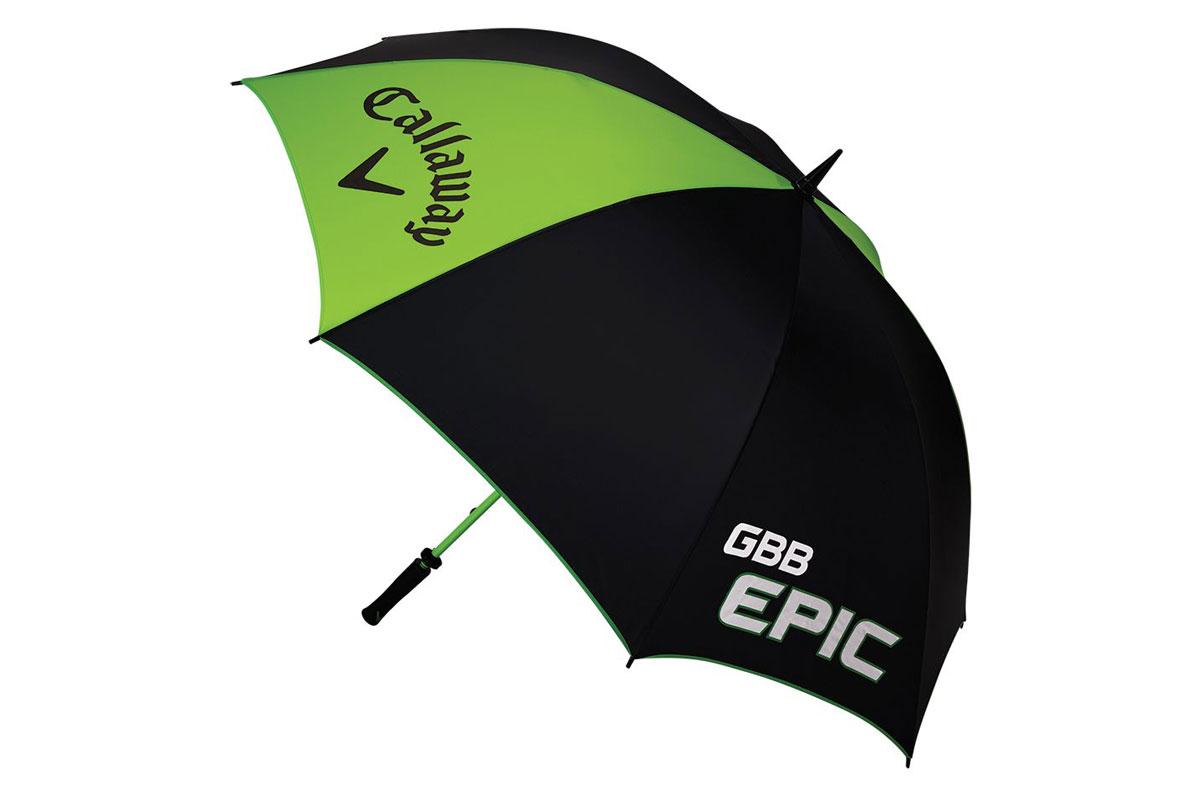 Callaway 2017 Epic Umbrella Black Green