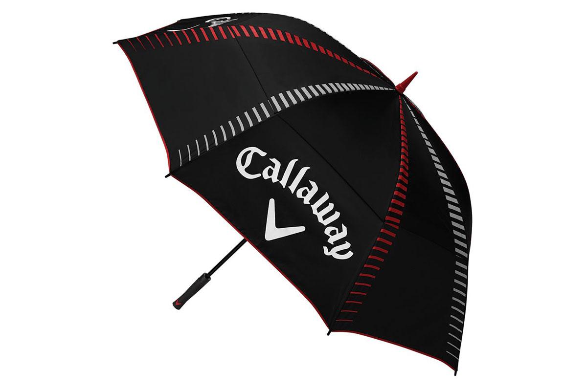 Callaway Tour Authentic Umbrella Black Red