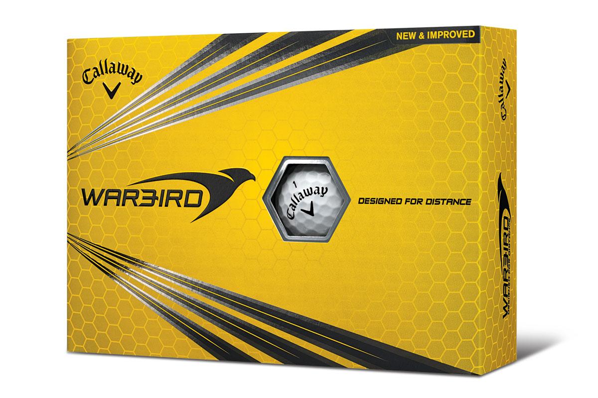 Callaway 2017 Warbird Golf Balls (12 Golf Balls)